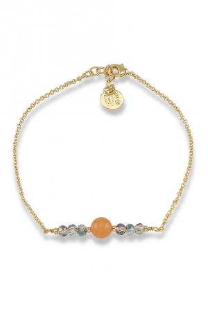 gold-bracelet-aventurine-orange-tigerlala-dream