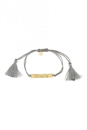 bracelet crotchet create placket