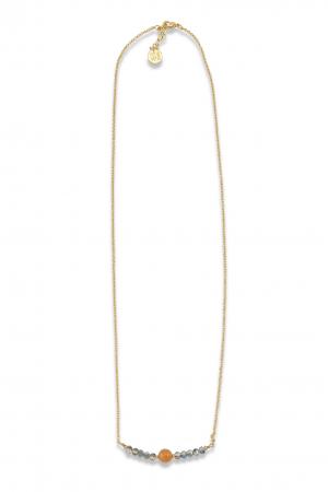 gold-necklace-aventurine-orange-tigerlala-dream