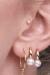 pearlhoops-guld-øre