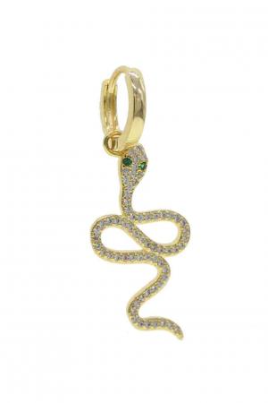snake-dancer-hoop-guld-solo