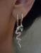 snakehoop-bling-guld-øre