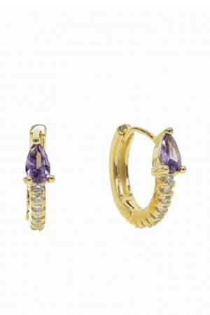 purple-drop-hoop-guld